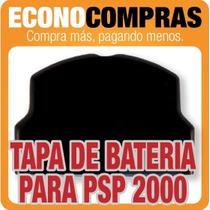 Tapa Trasera De Batería Para Psp 2000 100% Nueva