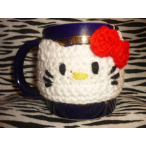 Fajillas Para Tazas En Crochet