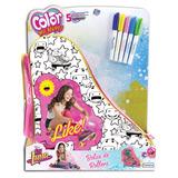 Soy Luna Bolso Portapatines Color Me Mine Colorear Educando