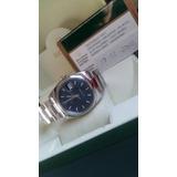 Reloj Rolex 115200 Fondo Azul