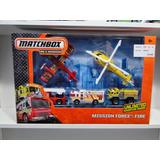 Matchbox - Mission Force: Fire - 1/64 - Bfk46