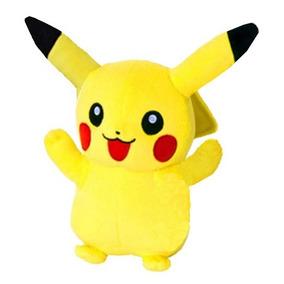 Pelucia Pokemon Go Pikachu Anti-alergico - Pronta Entrega