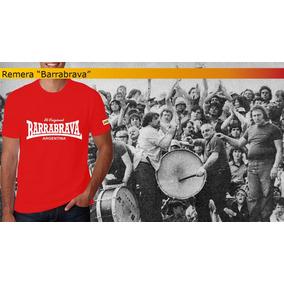 Remera Barrabrava - El Original Barrabrava Argentina