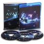 Avatar Edição Estendida C/ 3 Blu-rays Lacrado Original