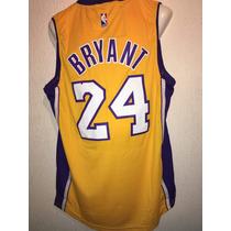 Kobe Bryant Jersey Amarillo L.a Lakers Envio Gratis!!
