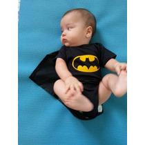 Disfraz Para Bebé Batman - Tacchess