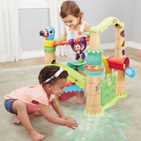 Centro Actividades Para Bebe Little Tikes Garden Casa Arbol