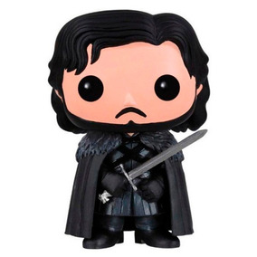 Game Of Thrones Jon Funko Pop Colecione 11cm Pronta Entrega