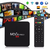 Convertidor Smart Tv Pc Box Pro 4k Wifi Hdmi Netflix Oferta