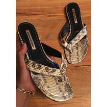 Zapatos Sandalias Manolo Blahnik Piel 100% Originales!!