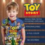 Toy Story, Franela Camisa Cotillon Fiesta Invitacion Regalo