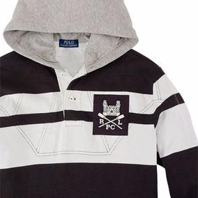 Buso Tipo Rugby Polo Ralph Lauren Talla M Original Import-rr