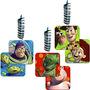 Juguete Toy Story 3 Danglers Decoración De Fiesta