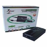 Fonte Universal P/ Notebook Carregador- Knup 505a Casa/carro