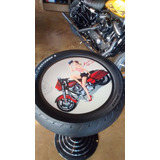 Mesa Bistrô Personalizada Harley Davidson