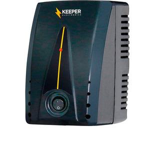 Modulo Protetor Eletronico Keeper 500va Bilvolt Preto