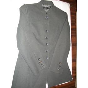 Conjunto Pantalón Y Chaqueta Verde Victoria M Ortíz Talle S