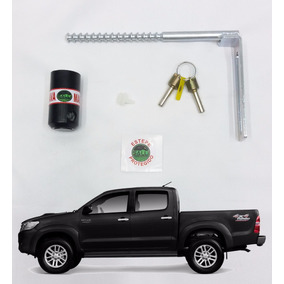 Trava Estepe Step Antifurto Toyota Hilux Até 2015 - Salli