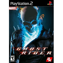 Jogo Patch Play2 Motoqueiro Fantasma Ps2 Playstation2 Ghost