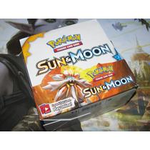 Pokemon Sun & Moon Trading Card Game Cartas Sueltas Original