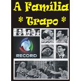 Dvd - Familia Trapo - Anos 60