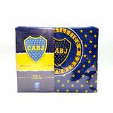 Sábana Y Acolchado Boca Juniors ® 1 1/2 Oficial + Envio Gtis