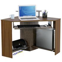 Mesa Pc Escritorio Esquinero Centro Stant® Mc707 Mdf