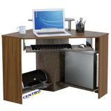 Mesa Pc Escritorio Esquinero Centro Estant® Mc707 Mdf