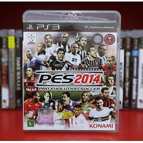 Pes 2014 - Pro Evolution Soccer 2014 - Ps3