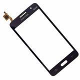 Tela Touch Samsung Grand Prime Duos G530 Preto + Pel. + Capa