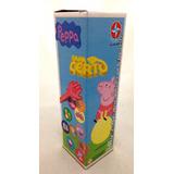 Jogo Infantil Tapa Certo Peppa Pig Original Estrela