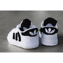 Zapatos Tejidos Para Niño