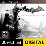 Batman Arkham City Ps3