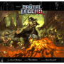 Libro De Arte The Art Of Brutal Legend De Coleccion!! *r1