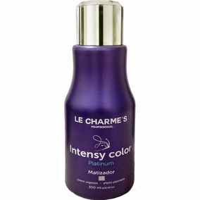 Intensy Color Platinum Matizador Desamarelador 300ml