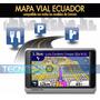 Ecuador Mapa Vial - Garmin Android Win Ce Iphone Blackberry