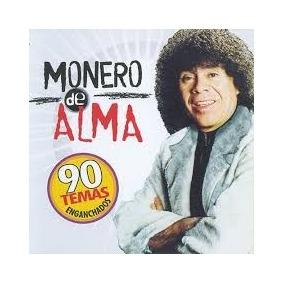 Mona Jimenez Monero De Alma 2 Cds!! Unico En Ml! Excelente!
