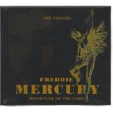 Cd Freddie Mercury - The Singles Messenger Of The Goods Dupl