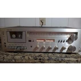 Receiver Com Deck Cassete Toshiba Tmc-7560