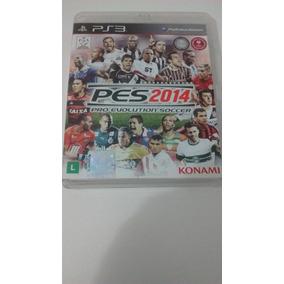 Jogo - Playstation 3 - Pes 2014 Pro Evoution Sccer