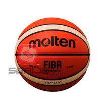 Balón Basquetbol Gf7x Giugiaro Piel Sintética 7 Molten Gf7x
