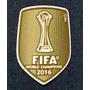 Parche Campeón Fifa Mundial De Clubes 2016 Real Madrid C/u