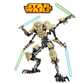 Boneco Star Wars Lego Action Figure General Grievous