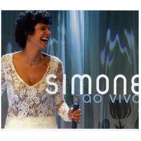 Simone - Ao Vivo - Cd