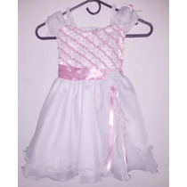 Vestidos De Bautizo Para Niña Talla Única 2