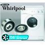 Cambio De Rulemanes Lavarropas Whirlpool Wfa 600 - 700 - 900