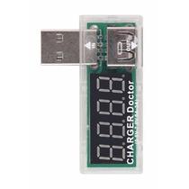 Voltimetro Amperimetro Digital Para Probar Tu Cargador Usb