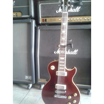 Gibson Les Paul Deluxe 1976 Vintage Pete Townshend Sound
