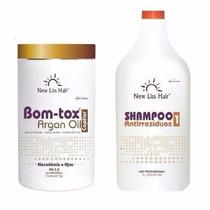 Selagem Botox Capilar S/ Formol New Liss Hair+shampoo 300m
