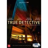 Box True Detective 2ª Temporada Original Lacrada 3 Dvds